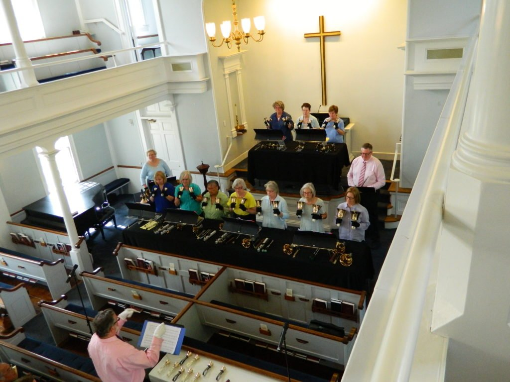 norfield handbell choir