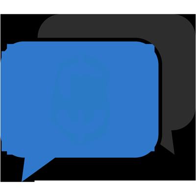 text message donation button