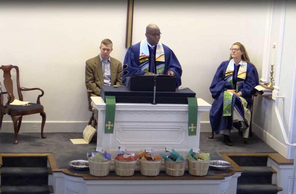 norfield congregational church sermon