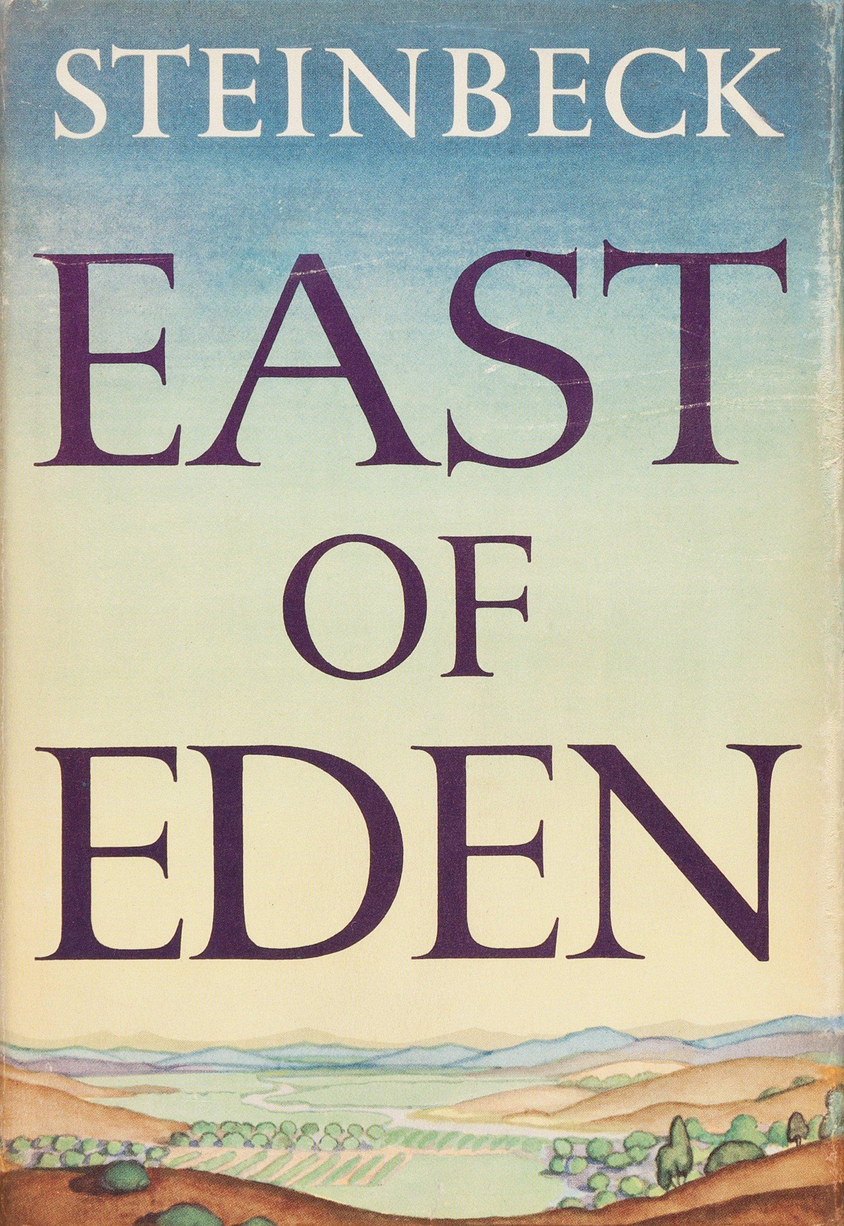 east of eden original cover
