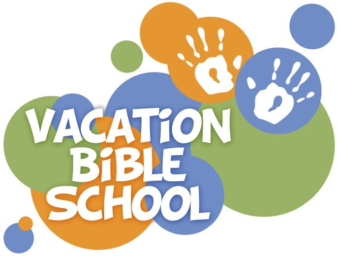 vacation bible school logo