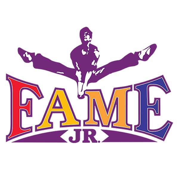 fame jr musical poster